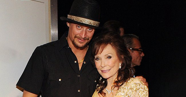 Loretta Lynn & Kid Rock Tease about Getting Married at Her Son's Vow Renewal