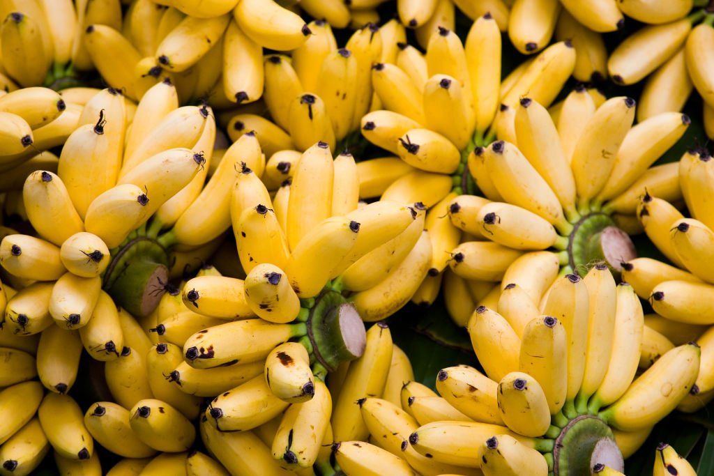 Des bananes mûres | photo : Getty Images