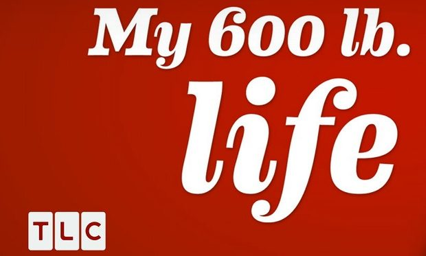 "Logo for TLC's hit reality show ""My 600-lb Life"" 
