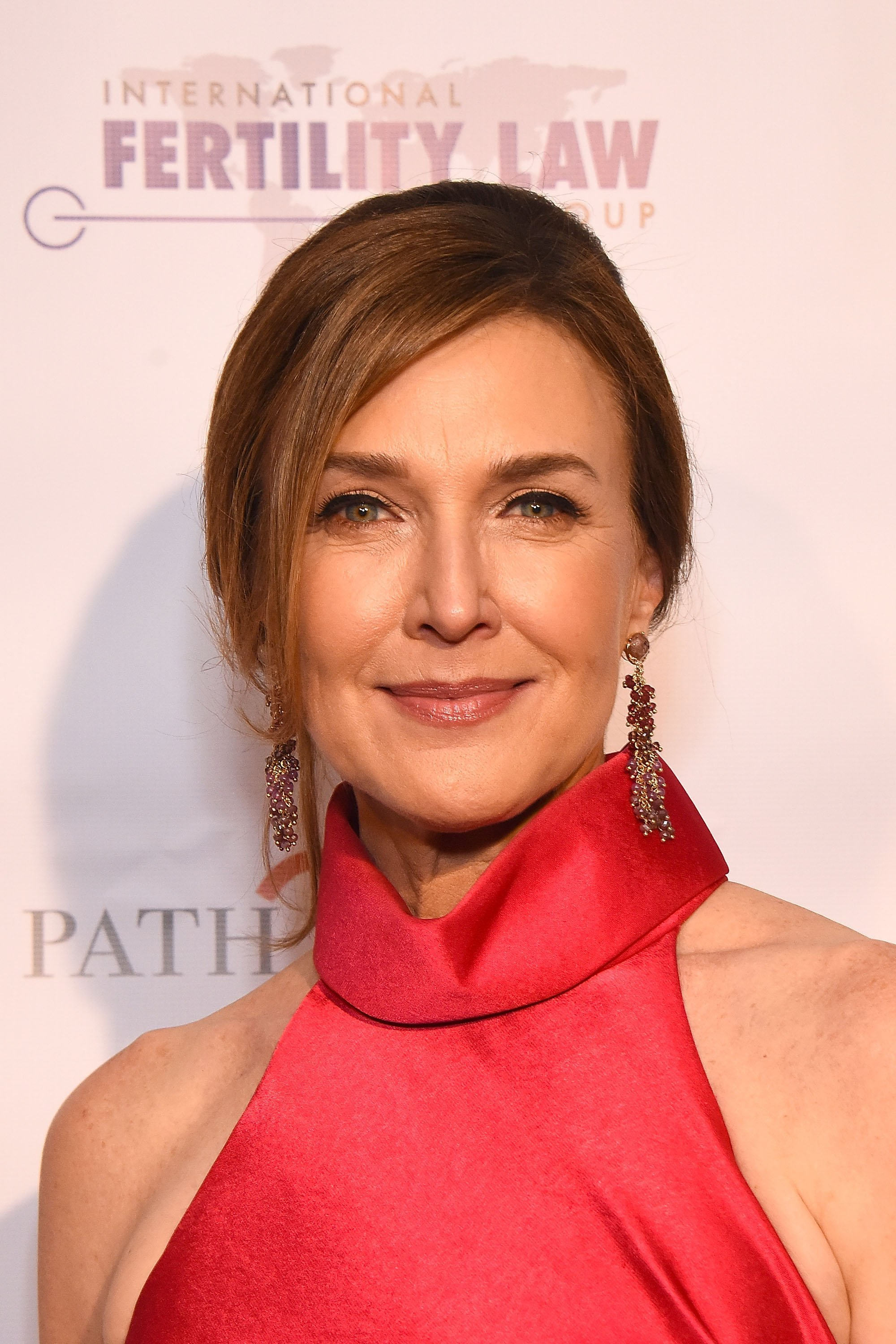 Brenda Strong attends Path2Parenthood's Illuminations LA 2018 at SLS Hotel at Beverly Hills on May 11, 2018, in Los Angeles, California. | Source: Getty Images.
