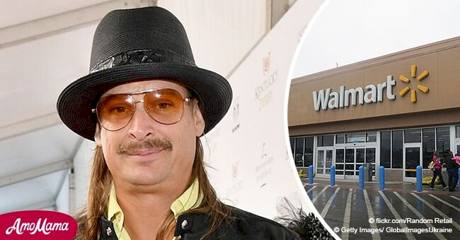 Kid Rock pays $81,000 worth of layaways for 350 Walmart customers' Christmas presents