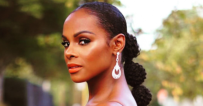 Tika Sumpter of 'Mixed-ish' and Her Adorable Family Dress up in 'Frozen'-Inspired Costumes for Halloween