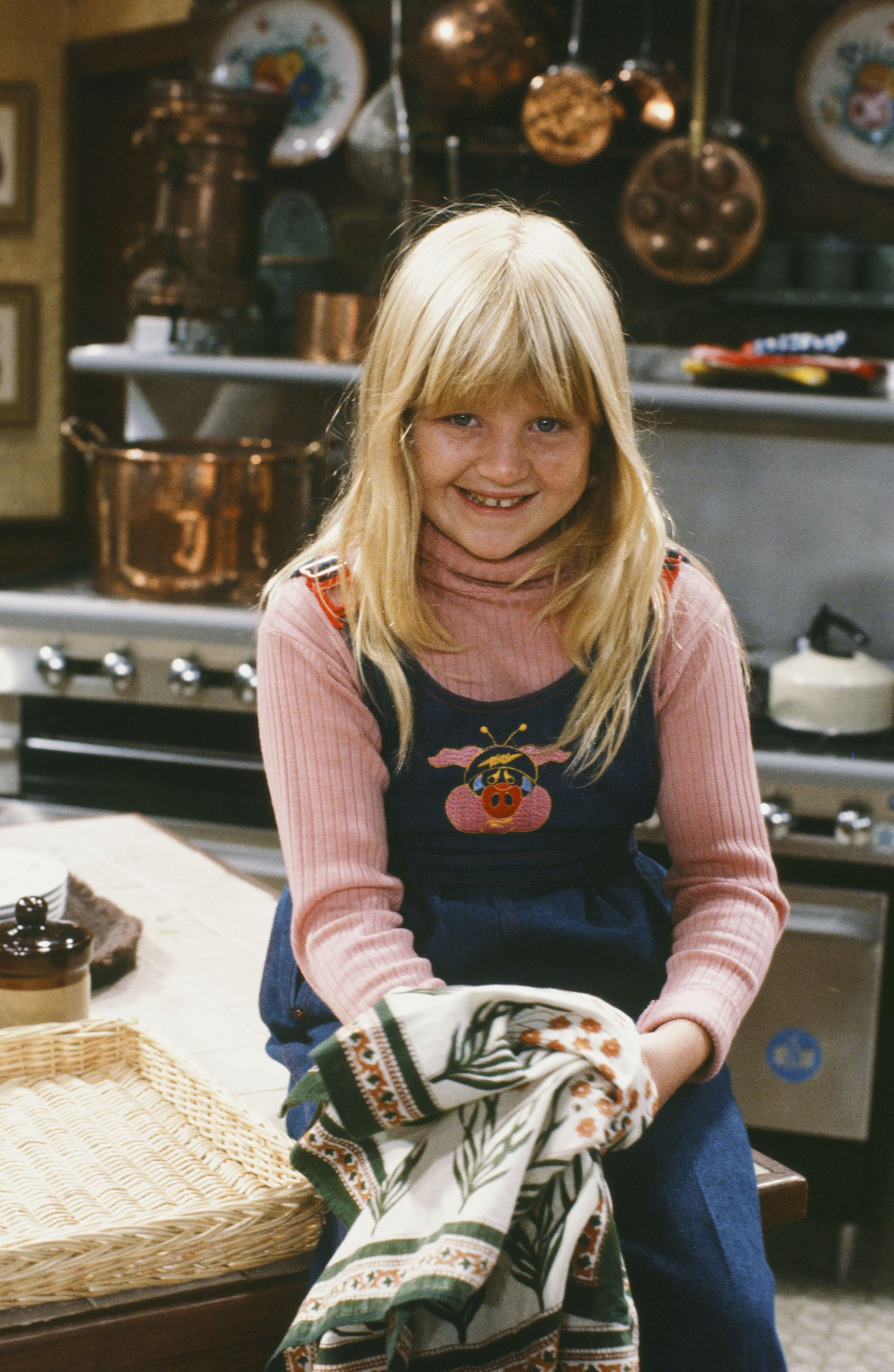 "Tina Yothers as Jennifer Keaton in ""Family Ties"" 