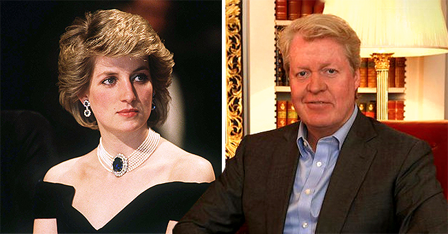 Princess Diana's Brother Charles Spencer Discovered Their Dad's Heroic Role in Wwii: 'He Had His Own Story'