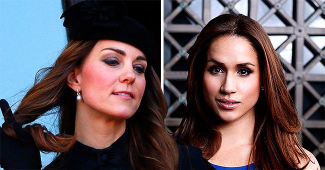 Kate Middleton & Meghan Markle Have Reportedly Not Kept in Touch since Her & Harry's Royal Exit