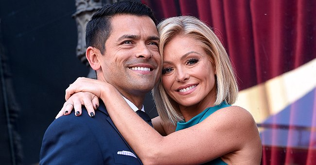 Kelly Ripa Posts a Birthday Message for Her Lockdown Partner Husband Mark Consuelos