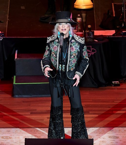 Tanya Tucker at the Ryman Auditorium on January 12, 2020 in Nashville, Tennessee. | Photo: Getty Images