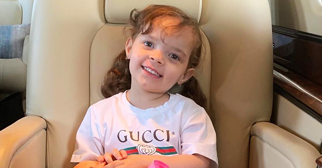 Ice T's 3-Year-Old Daughter Chanel Joins Dad on Stage in a New Video