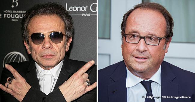 Philippe Manœuvre a fait un commentaire offensant à François Hollande, critiquant son apparence