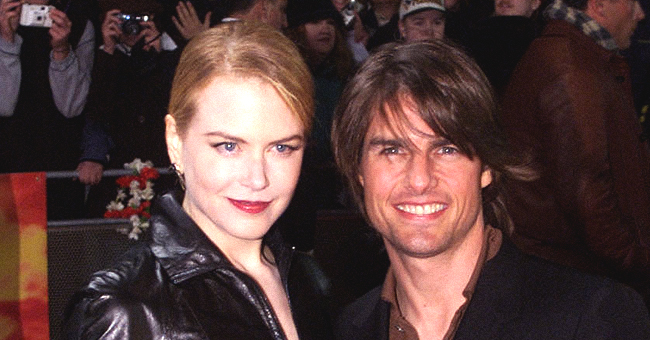 Tom Cruise and Nicole Kidman's Daughter Isabella Seen on a Rare Outing with Her Husband