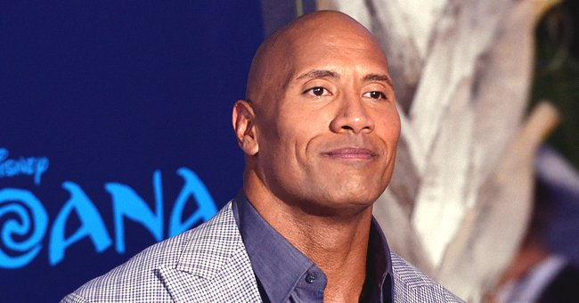 Dwayne 'The Rock' Johnson Gives Sweet Shout-Out to 3-Year-Old Boy Battling Cancer Who's a Fan of His Maui Character in 'Moana'