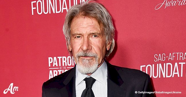 Harrison Ford is the proud father of 5 beautiful kids, one of whom is adopted