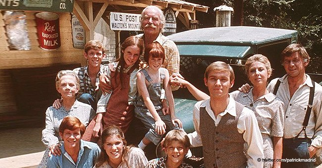 Remember the legendary 'The Waltons' family from 70's TV? Here is how they look now
