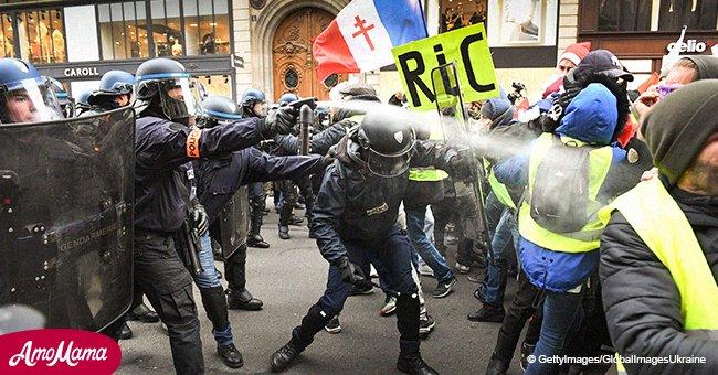 Deux policiers ont commenté les manifestations des 'gilets jaunes': 'On n'est pas pris en considération'