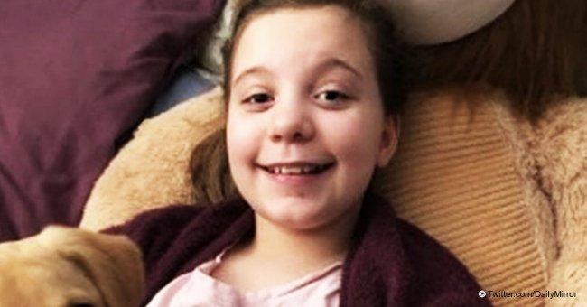 Misteriosa enfermedad hace que una niña de 10 años se comporte y sienta como una infante
