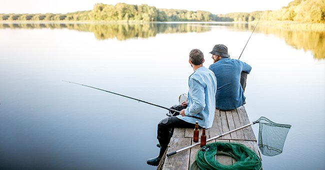 Daily Joke: Four Husbands Talk About Their Wives While Fishing