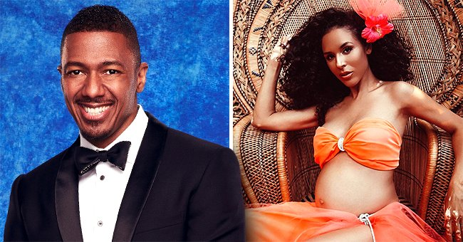 Check Out the Gorgeous Maternity Shoot Pictures of Nick Cannon's Ex Brittany Bell