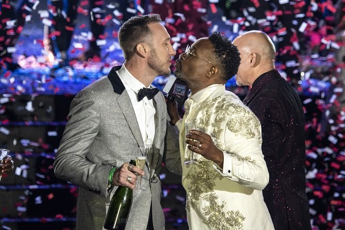 Billy Porter and Adam Smith I Image: Getty Images