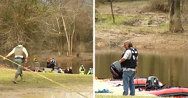 North Carolina Father and His 5-Year-Old Son Go Missing While Fishing in the Neuse River