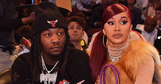 See the Cute Photos Offset & Cardi B Shared of Kulture on National Daughter's Day Amid Divorce