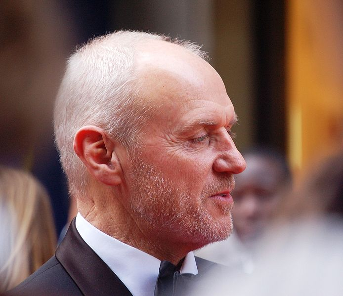 Alan Dale attends the BAFTA awards in London. | Source: Wikimedia Commons