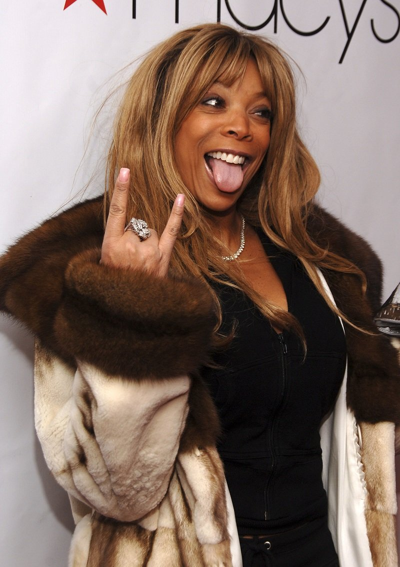 Wendy Williams on February 1, 2007 in New York City | Photo: Getty Images