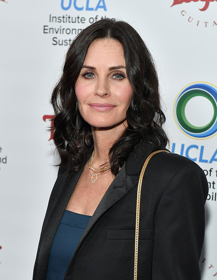 Courteney Cox. I Image: Getty Images.