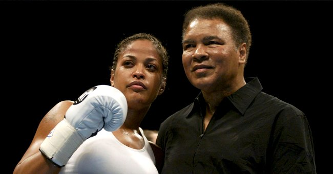 Muhammad Ali's Daughter Laila Shared Video with Grandma as They Talk about Her Cooking