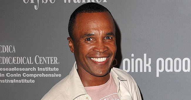 Sugar Ray Leonard Proudly Helps His Son Daniel Move Into His First Apartment (Photo)