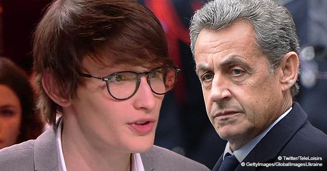 Le fils de Carla Bruni annonce qu'il va s'engager en politique : Nicolas Sarkozy réagit