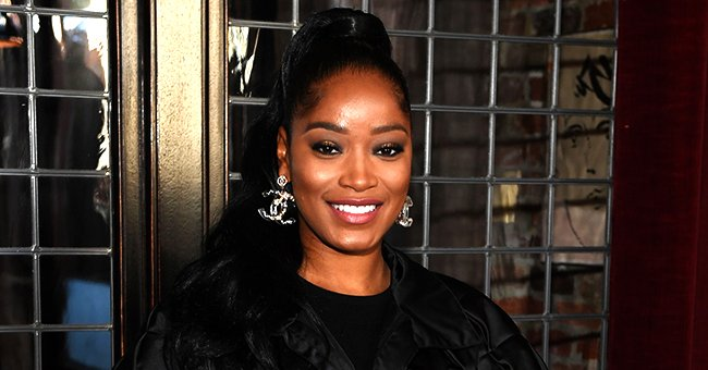 Keke Palmer Sparks Heated Debate after Sharing a Video of Herself Kissing a Mystery White Man