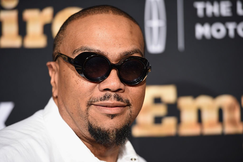 """Rapper Timbaland attends the premiere of """"Empire"""" season 2 at Carnegie Hall in October 2015 in New York City.   Photo: Getty Images"""