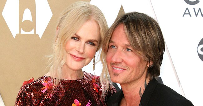 Nicole Kidman and Keith Urban attend the 53nd annual CMA Awards, November 2019   Source: Getty Images