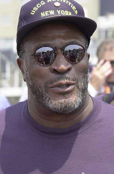 John Amos, 2000. | Source: Wikimedia Commons