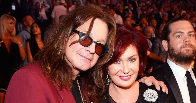 Sharon and Ozzy Osbourne Add a Furry New Member to Their Family