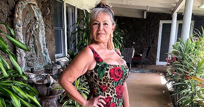 See Stunning Photo Roseanne Barr Posted of Herself on Instagram