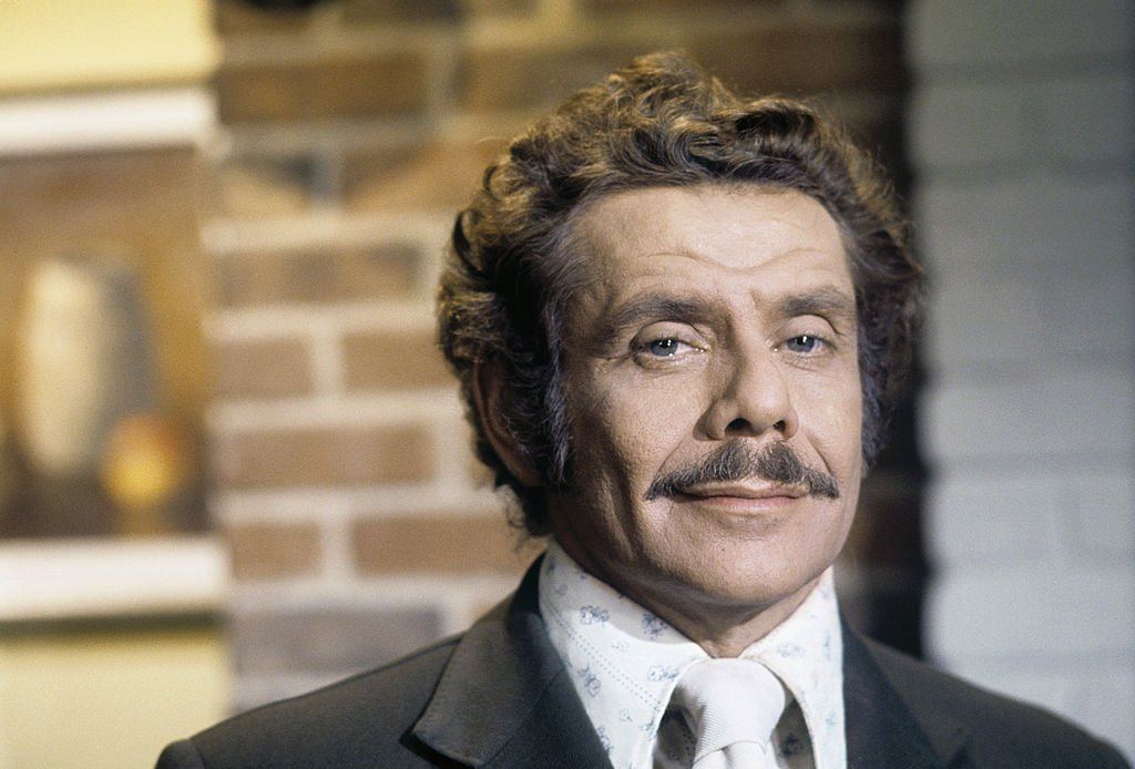 "Jerry Stiller on the Walt Disney Television comedy ""The Courtship of Eddie's Father November, 1971. 