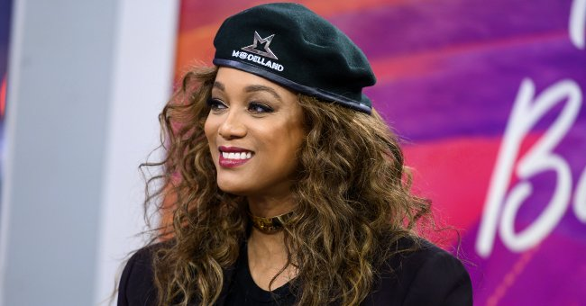 Tyra Banks Responds to Criticism for Hosting DWTS and Admits She Messed Up