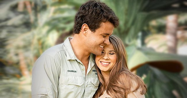 Chandler Powell Dotes on His Pregnant Wife Bindi Irwin in This Sweet Message on Instagram