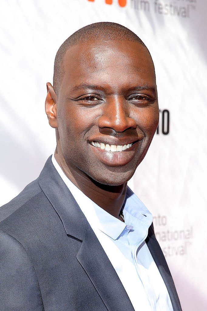 Portrait d'Omar Sy. | Photo : Getty Images