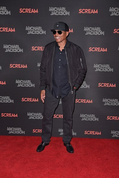 Jackie Jackson at the SCREAM presented by the estate of Michael Jackson on October 24, 2017 | Photo: Getty Images
