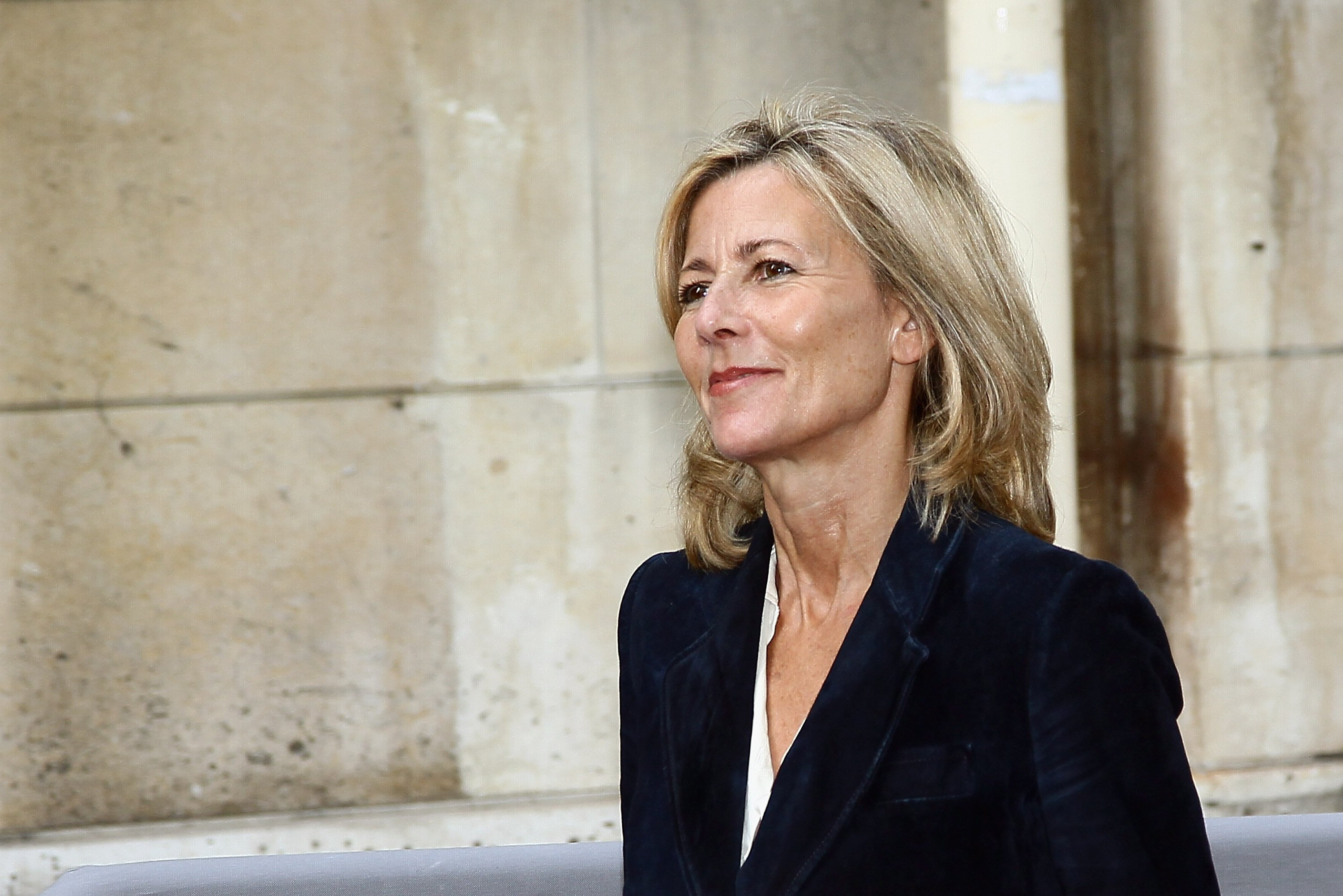 Claire Chazal le 2 juillet 2012 à Paris, France | Photo : GettyImages