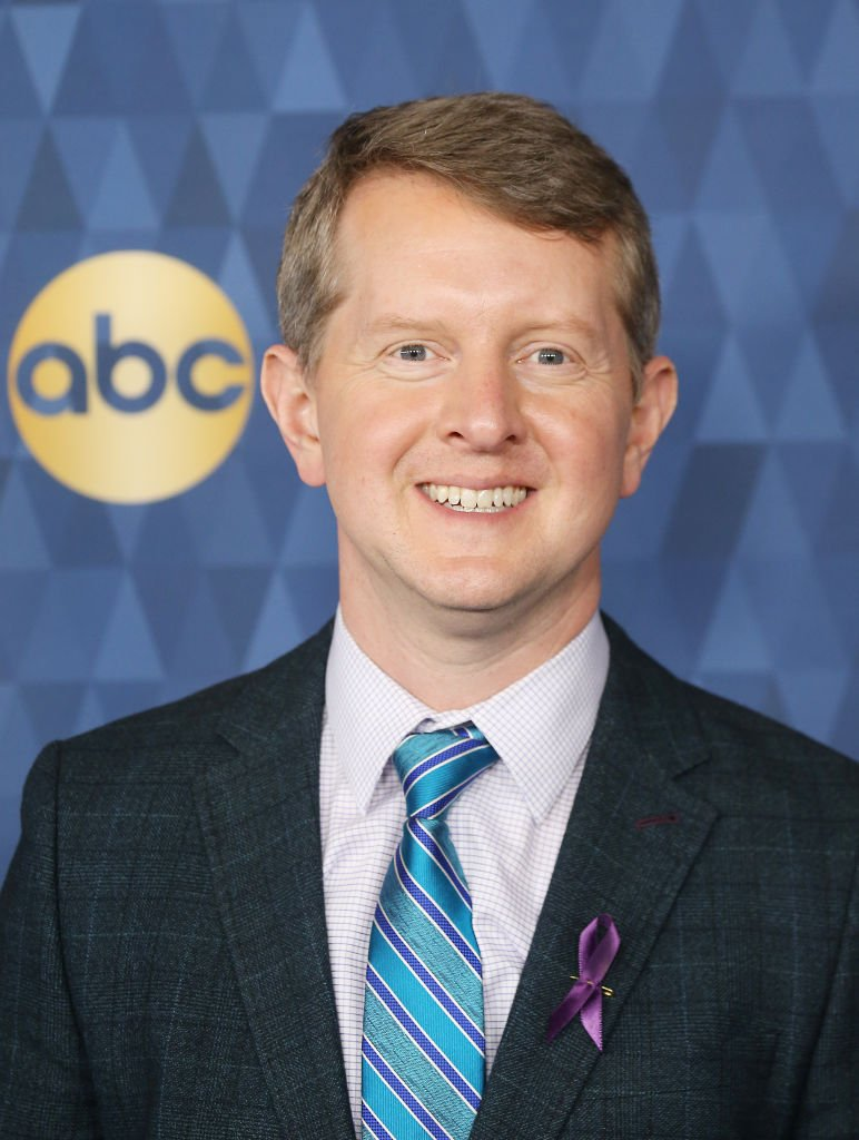 Ken Jennings at ABC Television's Winter Press Tour 2020 held at The Langham Huntington, Pasadena on January 08, 2020 in California. | Photo: Getty Images