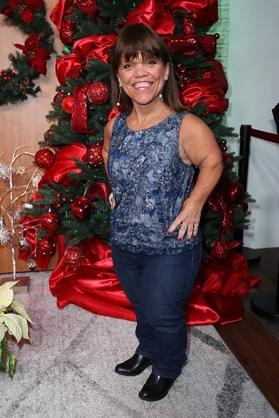 Amy Roloff visits Hollywood Today Live at W Hollywood | Photo: Getty Images