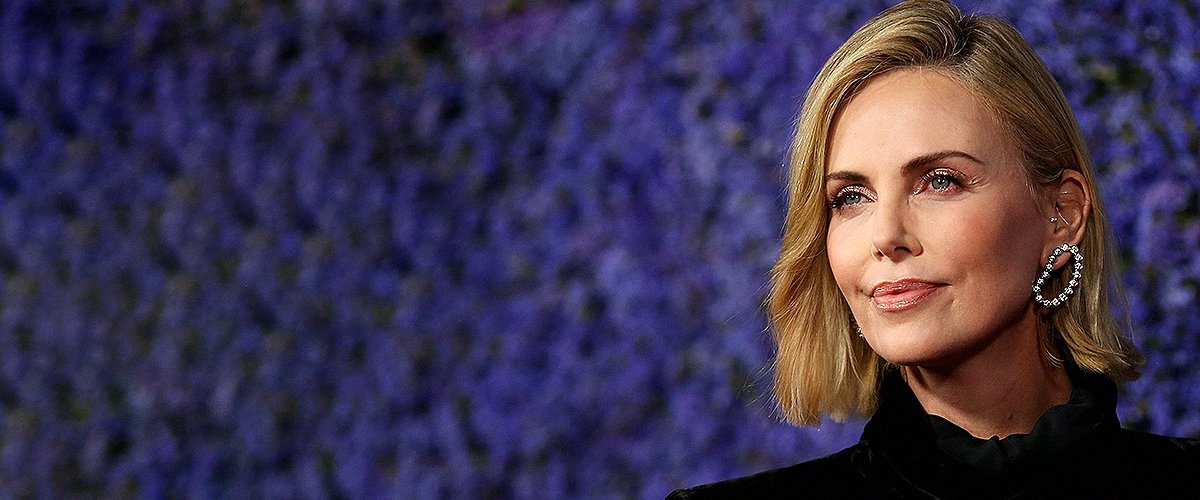 Charlize Theron Got Candid about Using Wrong Pronoun for Her Adopted Child