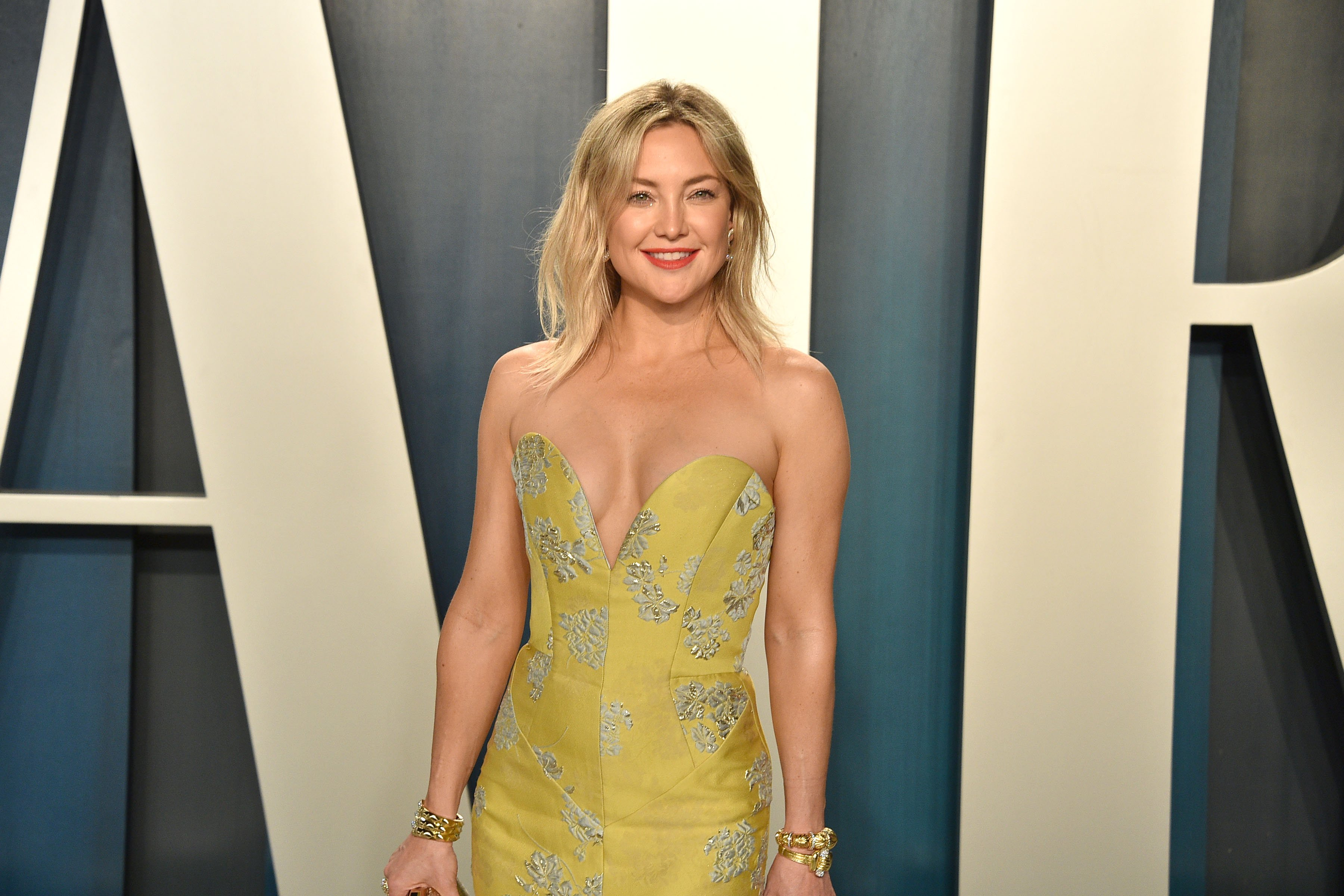 Kate Hudson pictured at the 2020 Vanity Fair Oscar Party at Wallis Annenberg Center, 2020, California. | Photo: Getty Images