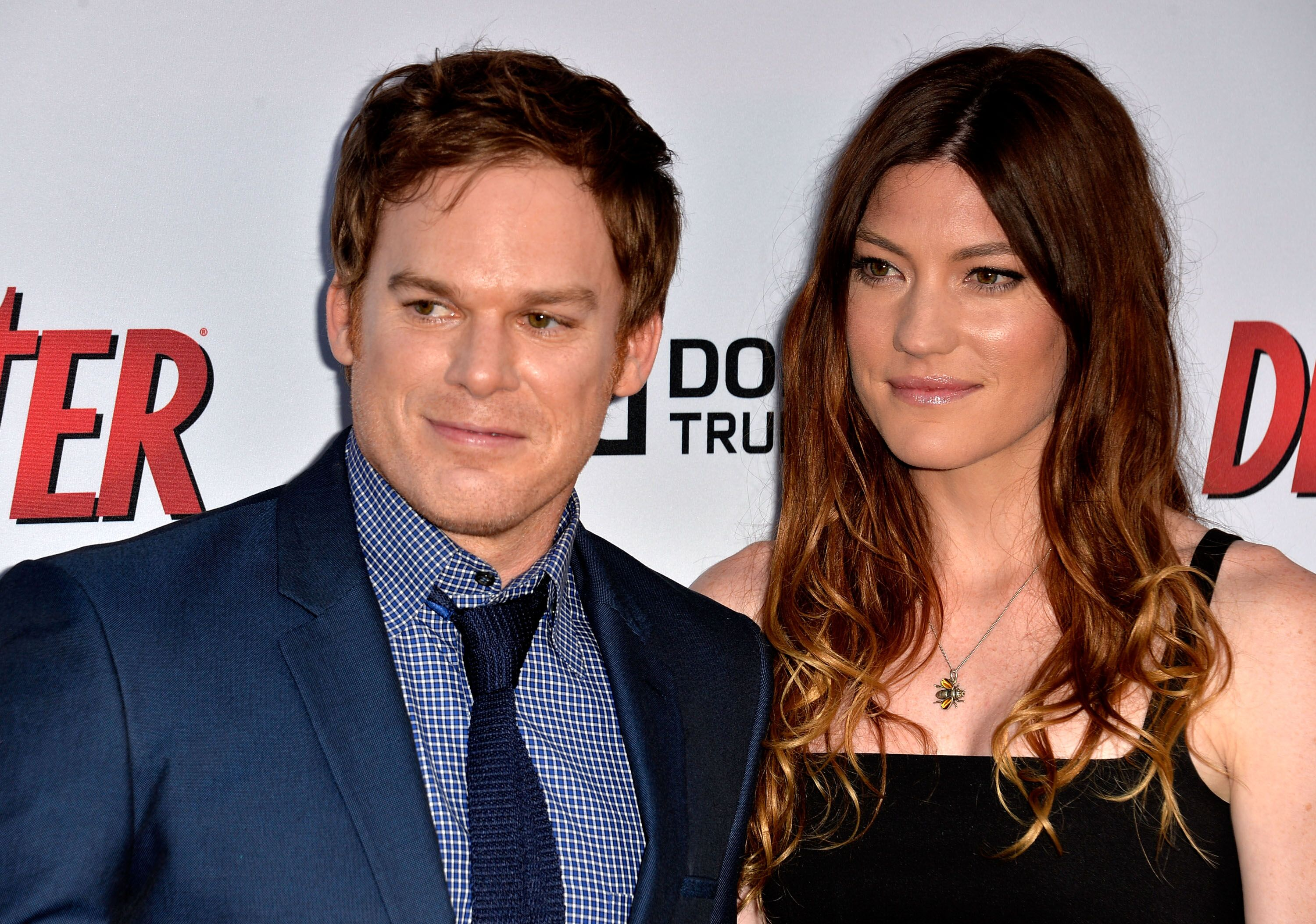 "Michael C. Hall and Jennifer Carpenter arrivesat the Showtime Celebrates 8 Seasons Of ""Dexter"" at Milk Studios on June 15, 2013 in Hollywood, California. 
