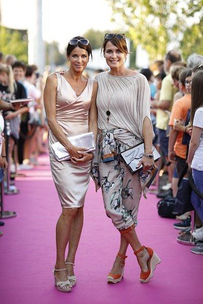 Gerit Kling und Anja Kling, Soltau, 2018 | Quelle: Getty Images