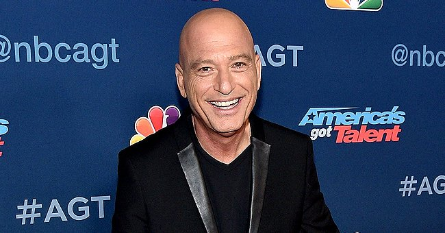 Howie Mandel Jokes about Coronavirus Toilet Paper Crisis after Showing up in Hazmat Suit at the Set of 'America's Got Talent'