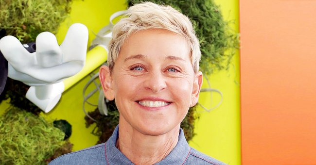 Ellen DeGeneres Compares New Hairstyle to Her Previous Looks Earlier in the Year (Video)